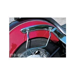 ☆KIJIMA/210-451☆  ◆取付ピッチ:220mm/ネジ径:M8 ◆サイドバッグの巻き込み...