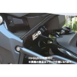ニンジャ400R/ER‐4n他用 ヘルメットロック 303-1521_キジマ/KIJIMA|moto-ship