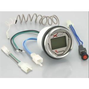キタコ モンキー/エイプ用 LCDデジタルスピード&タコメーター 752-1123780|moto-ship