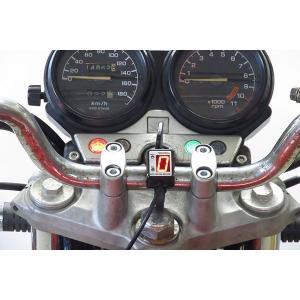 CB750(RC42/04-08) シフトポジションインジケーター SPI-H07_プロテック/PROTEC|moto-ship