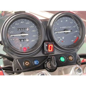 ホーネット250(MC31/96-) シフトポジションインジケーター SPI-H32_プロテック/PROTEC|moto-ship