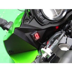 Ninja1000/ニンジャ1000(14-) シフトポジションインジケーター SPI-K52_プロテック/PROTEC|moto-ship