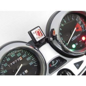 ゼファー1100(ZRT10A/92-05) シフトポジションインジケーター SPI-K57_プロテック/PROTEC|moto-ship