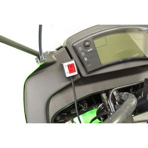 プロテック Ninja400R(ER400B) シフトポジションインジケーター SPI-K62|moto-ship