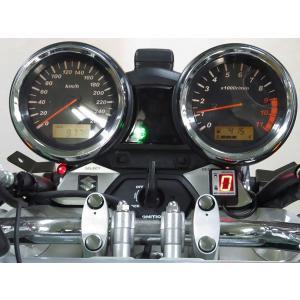 プロテック GSX1400(GY71A) シフトポジションインジケーター SPI-S48|moto-ship