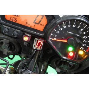 プロテック FZ1/FAZER(RN16N) シフトポジションインジケーター SPI-Y28|moto-ship