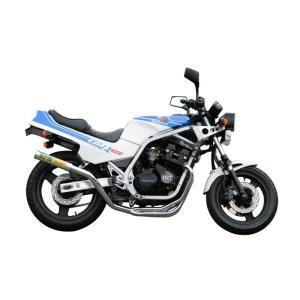 CBR400F(NC17)用 67Racingマフラー(スチール/アルミ) 2608_アールピーエム/RPM|moto-ship