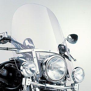 ヤマハ純正 ドラッグスター1100(DS11)用ウインドシールド(TALL)_ワイズギア/YAMAHA-90793-53062|moto-ship