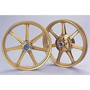 ヤマハ純正 SR400(01-18)用 キャストホイールセット(ゴールド)_ワイズギア/YAMAHA-Q5KYSK008M02|moto-ship