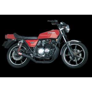 ゼファー400(-96)用 機械曲ストレートサイクロン 110-241-4640_ヨシムラ/YOSHIMURA|moto-ship