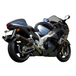 GSX1300R隼/ハヤブサ/ハヤブサ(-04)用 Tri-Ovalサイクロンスリップオン(1ED):ST 110-502-5451_ヨシムラ/YOSHIMURA|moto-ship