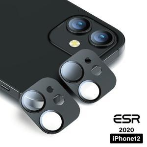 iPhone12 レンズカバー 2枚 2020 新型 iPhone 12 ガラスフィルム iphon...