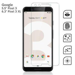 【商品名】Pixel3 強化ガラスフィルム  ▼ 対応機種 ●Google Pixel 3  ●Go...