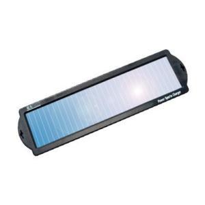 ソーラーパネル バッテリー充電器【防水仕様】 【最大出力:2...