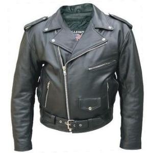 [Large Size]【Allstate Leather】牛革ダブルライダースジャケット|motobluez-store