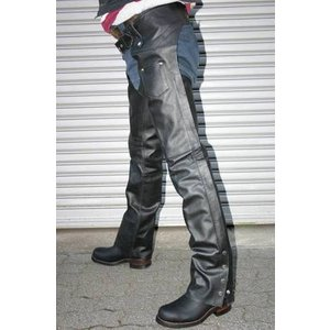 ALL STATE LEATHER レザーチャップス 3XS〜XL|motobluez-store