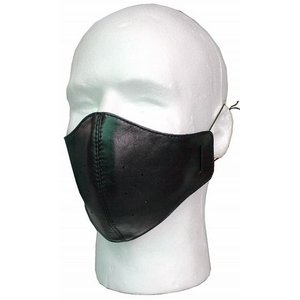 【ラム革製】カラスマスク|motobluez-store