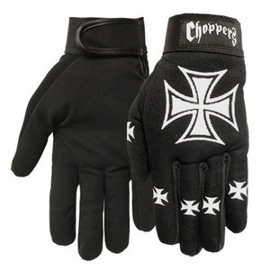 【Hot Leathers】メカニックグローブ Choppers motobluez-store