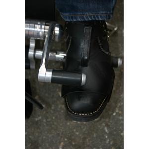 【HEAVY】ブーツパッド|motobluez-store