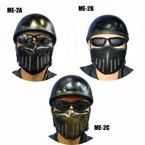 Evil Mask イーブルマスク(スリット) EVIL MASK SLIT (ME-02)|motobluez-store