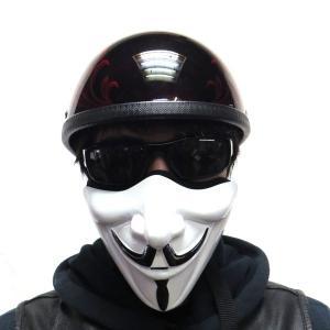 Evil Mask イーブルマスク(V フォー) EVIL MASK V for (ME-09)|motobluez-store