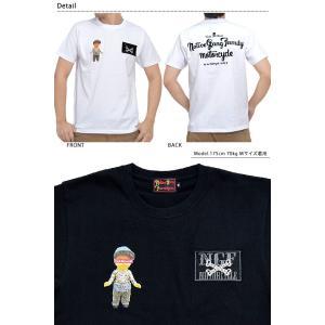 リアルベイビー半袖Tシャツ◆Native Gang Family NGF-M00261|motobluez-store