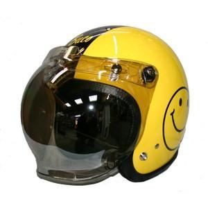 【SILEX】フレックスバブルシールド(開閉可能タイプ)ミラーカラー|motobluez-store