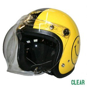 【SILEX】フレックスバブルシールド(開閉可能タイプ)シングルカラー motobluez-store