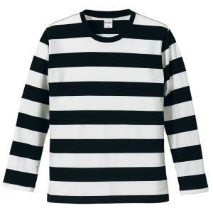 【大人気!!】ボーダーロングTシャツ(WHITE) motobluez-store