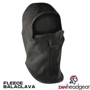 【ザンヘッドギア/ZANheadgear】フリース バラクラバ 冬用防寒マスク BALACLAVA|motobluez-store
