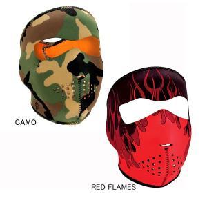 【ZANheadgear】 ネオプレン フルフェイスマスク|motobluez-store