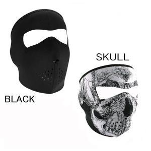 【ZANheadgear】 ネオプレン フルフェイスマスク ≪LARGE≫大顔サイズ|motobluez-store