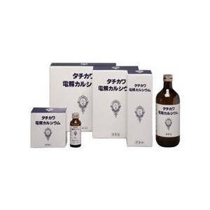 タチカワ電解カルシウム50ml×6本(第三類医薬品)[使用期限2018/11]