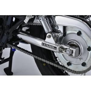 OVER オーヴァー スイングアーム TYPE1 SR400(FI)|motoism