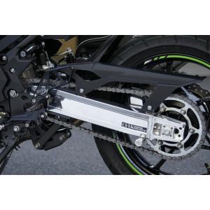 対応車種 [Ninja400(18)/KAWASAKI] メーカー:OVER Racing -オーヴ...