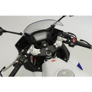 OVER オーヴァー スポーツライディング ハンドルキット CBR400R|motoism