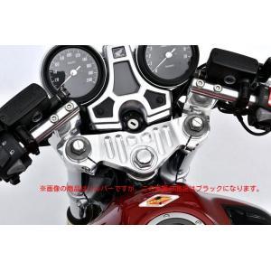 OVER オーヴァー スポーツライディング ハンドルキット ブラック CB1100RS(17-)|motoism