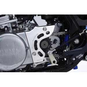 OVER オーヴァー スプロケットカバー チェンジアシスト付 SR400(FI)|motoism