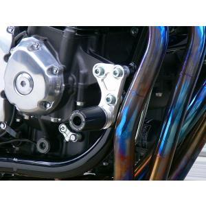OVER オーヴァー エンジンスライダー ブラック CB1100・CB1100EX・CB1100RS|motoism