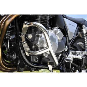 OVER オーヴァー エンジンガード (ステンレス) CB1100・CB1100EX・CB1100RS|motoism
