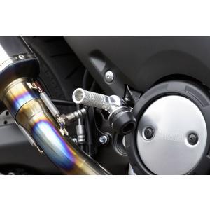 OVER タンデムステップ スライダー YZF-R25・T-MAX530・MT-09・MT-07・MT-25・XSR900・MT-10|motoism