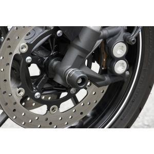 OVER オーヴァー フロントアクスルスライダー MT-09・MT-09 TRACER・XSR900 motoism