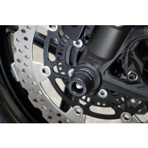 OVER オーヴァー フロントアクスルスライダー Z1000(14-)・Ninja1000(14-16)(17-) motoism