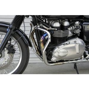 OVER オーヴァー エンジンガード ステン Thruxston|motoism