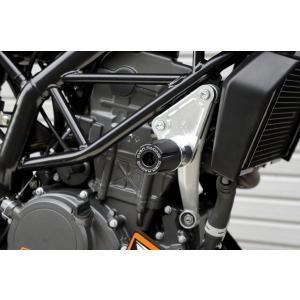 OVER オーヴァー エンジンスライダー 125/200Duke motoism