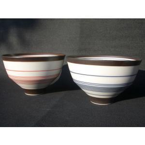 名前入り・名入れ可能商品。有田焼の夫婦茶碗に、お名前やお好きな文字を入れて、簡単なオリジナルギフトが...