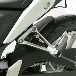 キジマ (KIJIMA) 303-1523 ヘルメットロック CBR250R/CBR400R/CB400F/400X ヘルメットホルダー 【HONDA】 motokichi