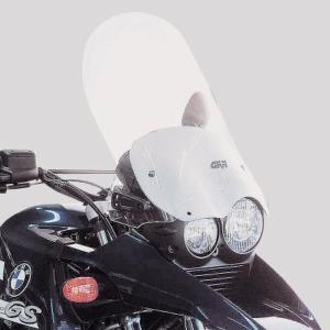 デイトナ DAYTONA 47712 GIVI エアロダイナミックスクリーン セミスモーク D233S H485×W366mm BMW R1150GS motokichi