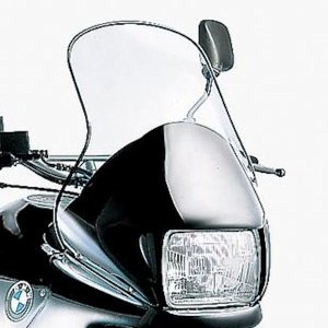 デイトナ DAYTONA 93969 GIVI エアロダイナミックスクリーン セミスモーク D230S H457×W423mm BMW F650 motokichi