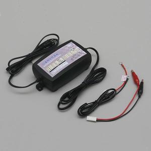 デイトナ 95027 バイク用バッテリー充電器です。   ■高性能の理由  バッテリーの活性化する機...